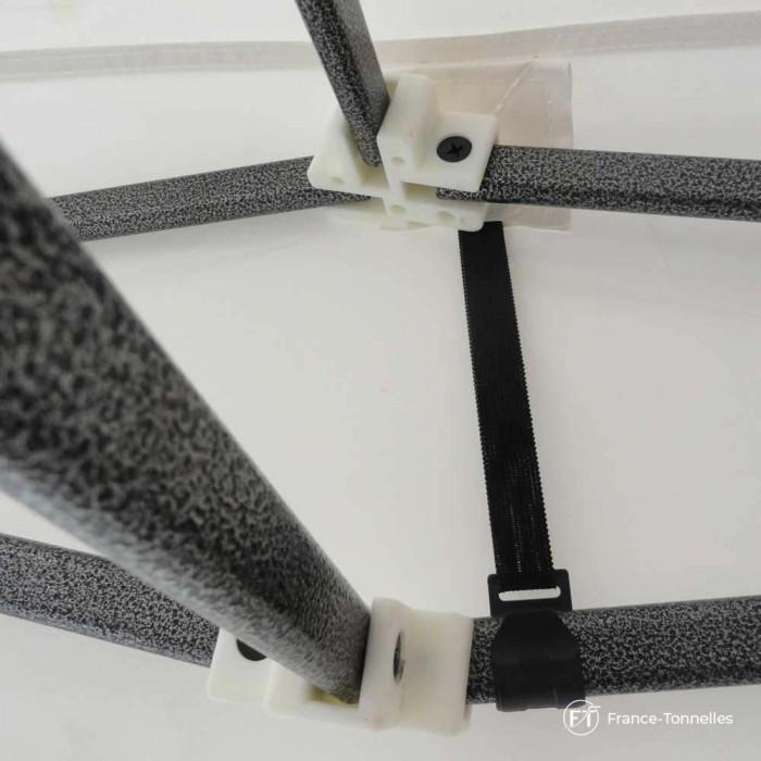 barre de cisaillement tonnelle Acier Semi-Pro