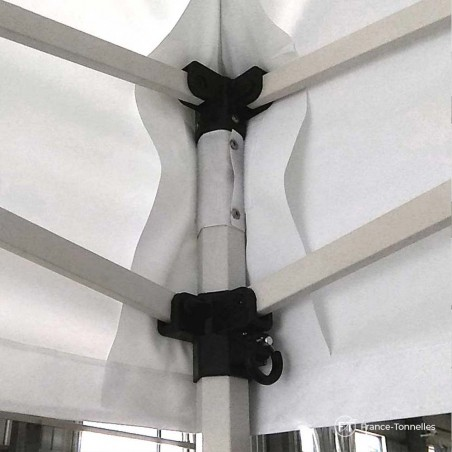 Angle de structure de tonnelle