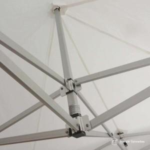 mât aluminium tonnelle Alu Pro 55 Luxe