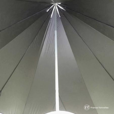 Haut de mât de tente Etoile