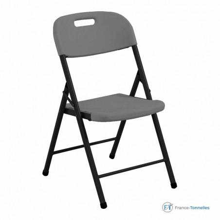 Chaise pliante pour mobilier