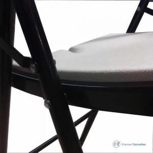 Chaise haute pliante pour mange debout